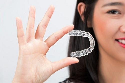 Tác dụng của hàm duy trì sau khi niềng răng 3